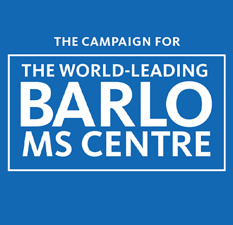 The Campaign for The World-Leading Barlo MS Centre