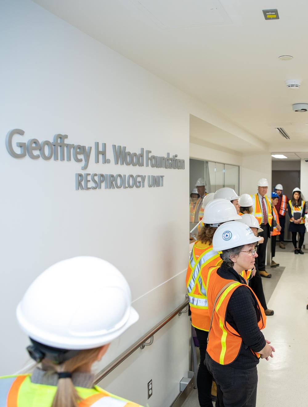 Geoffrey H. Wood Foundation Respirology Unit